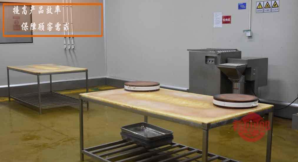 規范化生產提高效率-速食方便菜工廠