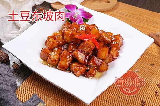 土豆东坡肉料理包